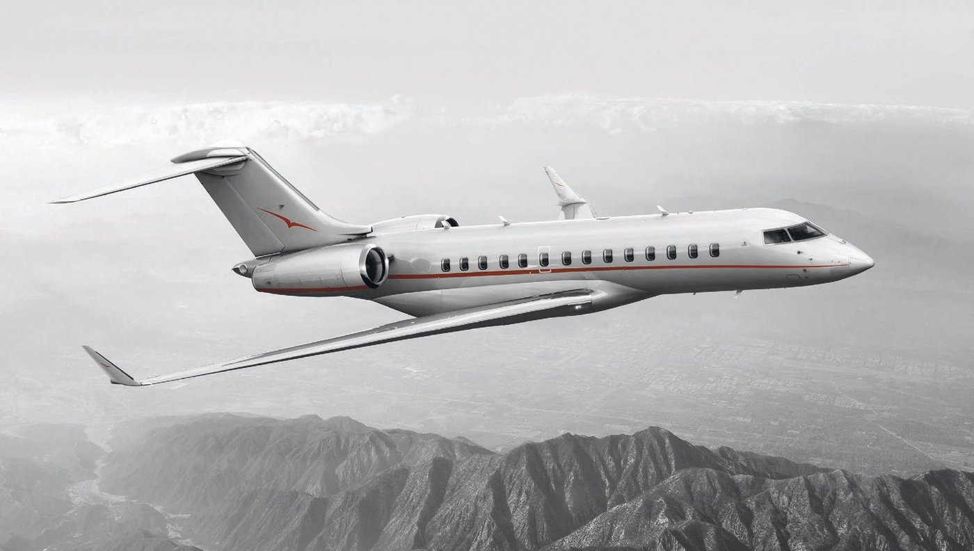 VistaJet makes air travel glamorous and stress-free PHOTO COURTESY OF BRANDS